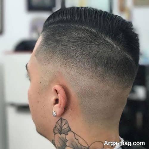 مدل موی کم پشت مردانه