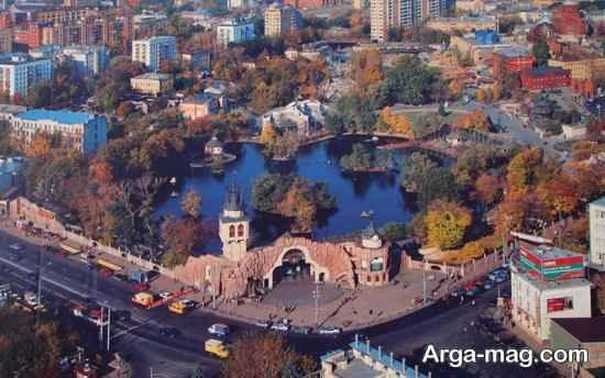 باغ وحش کودکان در مسکو