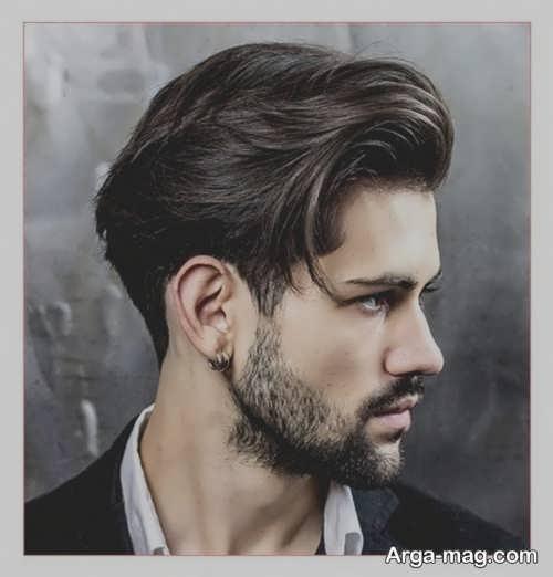 مدل مو زیبا و جذاب مردانه