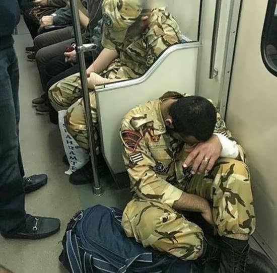 عکس عاشقانه سربازی زیبا و جالب