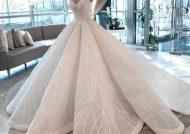 مدل لباس عروس دلبری
