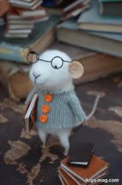 قصه موش کوچک و خارپشت ها