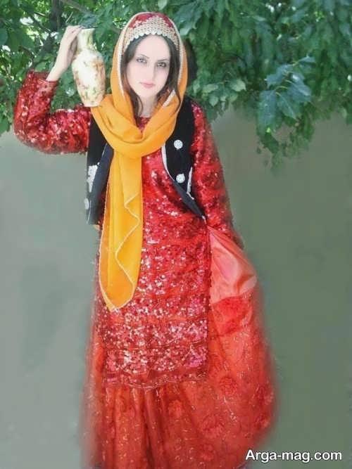 لباس محلی مازندرانی