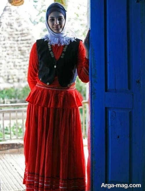 مدل لباس زنانه شمالی