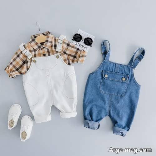 مدل شلوار سرهمی کودک