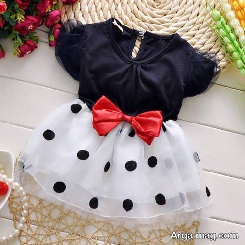 مدل لباس زیبا برای کودک