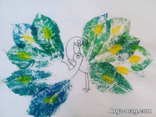نقاشی هنرمندانه برای نوجوانان