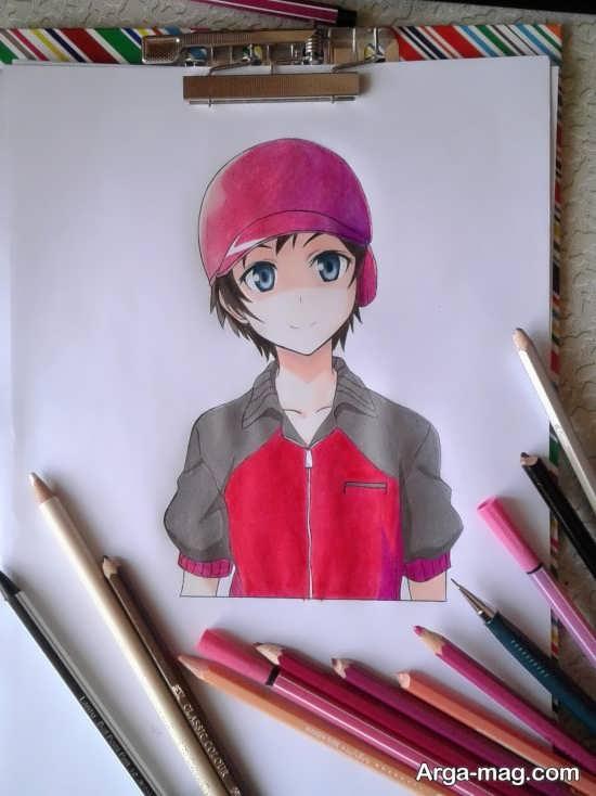 نقاشی با طرح های خاص برای نوجوانان