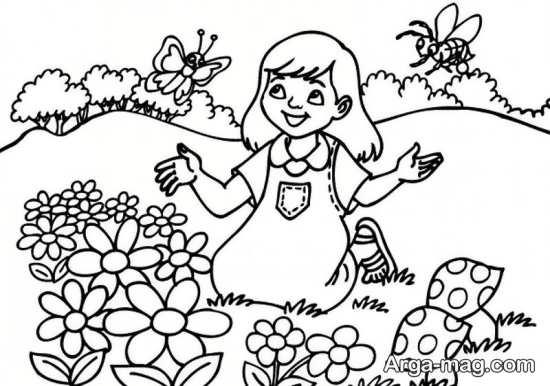 نقاشی با طرح های فانتزی برای نوجوانان