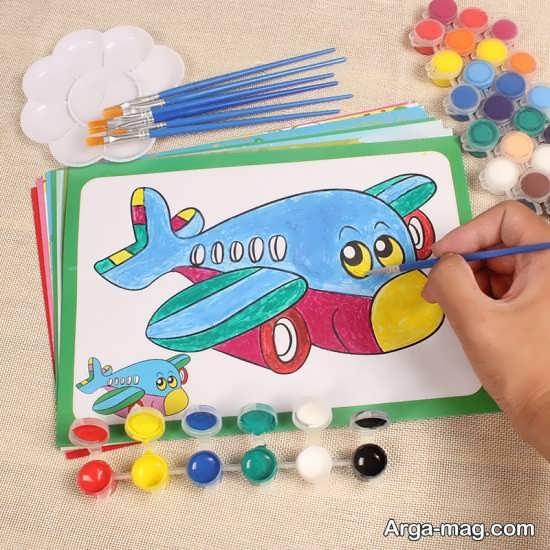 انواع نقاشی و طراحی برای نوجوانان