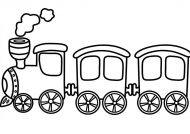 نقاشی قطار