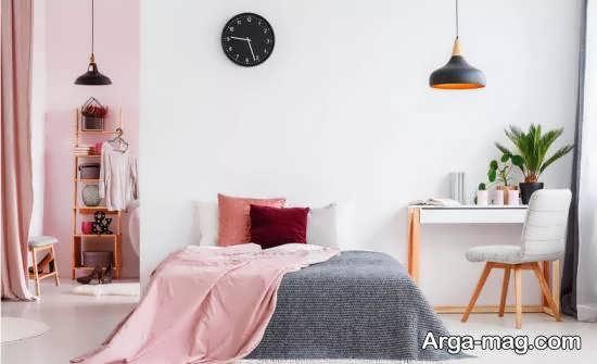 متنوع ترین ایده های اتاق خواب با ترکیب رنگ ها