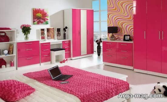 انواع ایده های دیزاین اتاق خواب جالب و زیبا