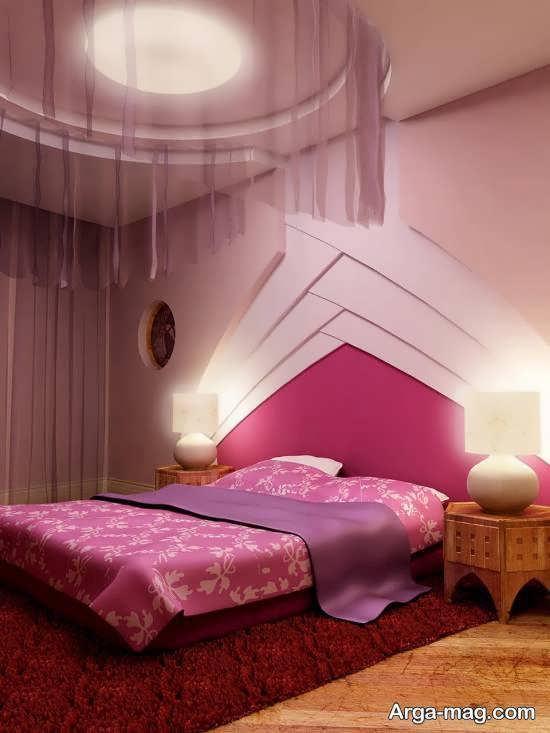 دیزاین اتاق خواب به زیباترین و جدیدترین روش ها
