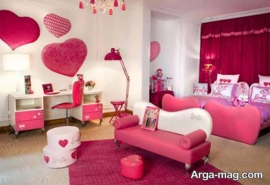 انواع دکوراسیون اتاق خواب زیبا و متنوع