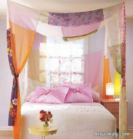 متدهای مدرن و زیبای اتاق خواب