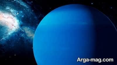 سیاره آبی رنگ