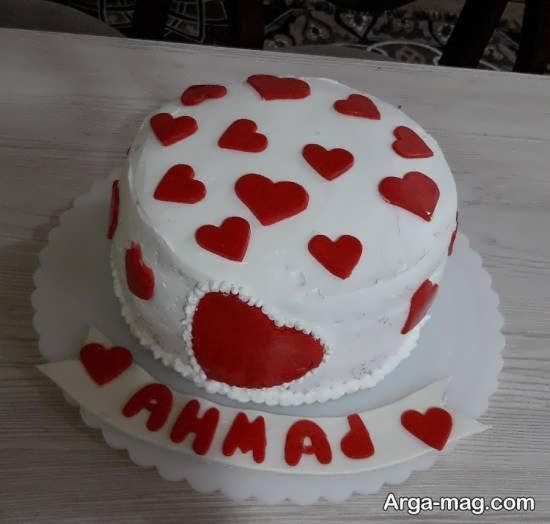 مدل پروفایل اسم احمد برای تبریک تولد