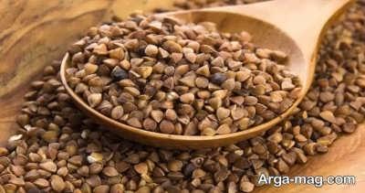فایده های گندم سیاه برای سلامتی