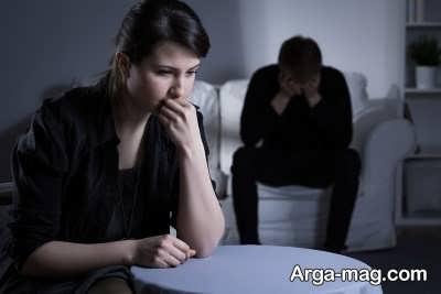راه های آشتی با همسر چیست؟