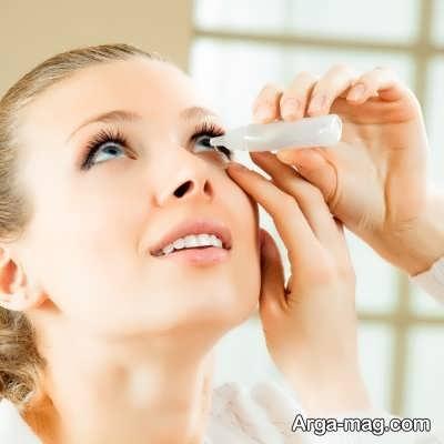 کاهش و افزایش فشار چشم چیست؟