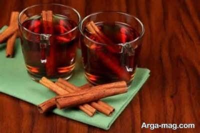 استفاده از چای دارچین به منظور درمان تب