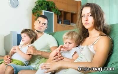 راهنمای برخورد با تنش در خانواده