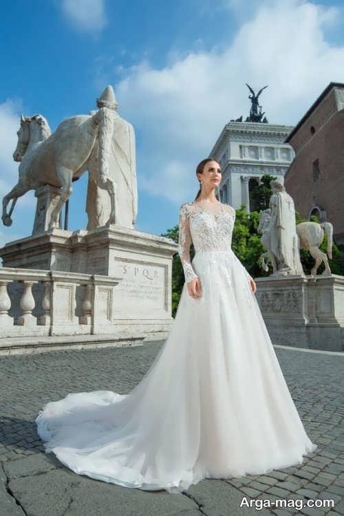 مدل لباس عروس شیک و خاص