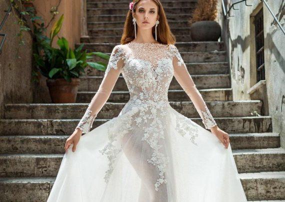 مدل لباس عروس رومی