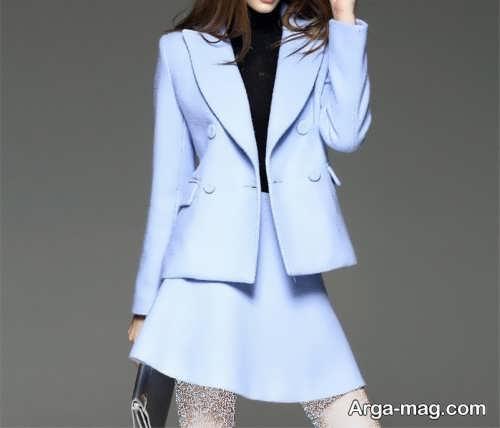 کت دامن دخترانه