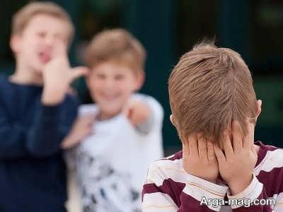 عوامل خجالتی بودن کودکان