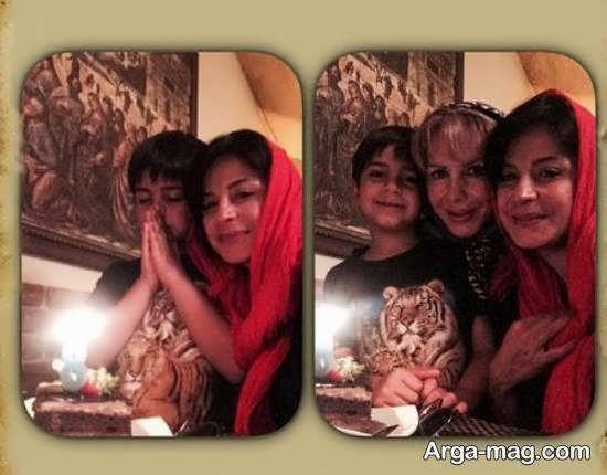 زندگینامه سیما تیرانداز بازیگر هنرمند و توانای ایرانی