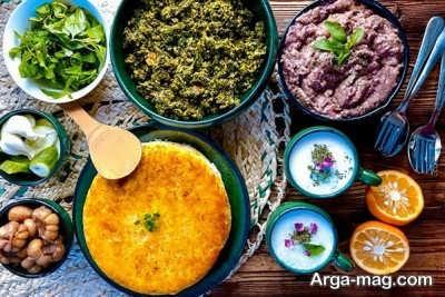 پیشنهاد آشپزی با غذاهای گیلانی