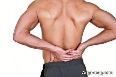 تقویت عضلات کمر با انجام تمرینات ورزشی