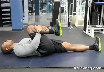 استحکام عضلات کمر