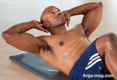 تمرینات تقویت عضلات شکم