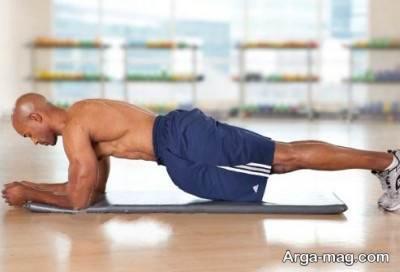 ورز های متناسب برای تقویت میان تنه بدن