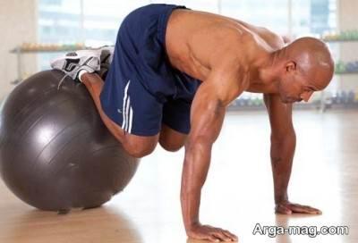 روش های تقویت عضلات شکم