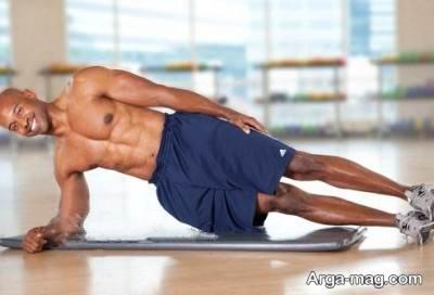 حرکات اثربخش برای تقویت شکم