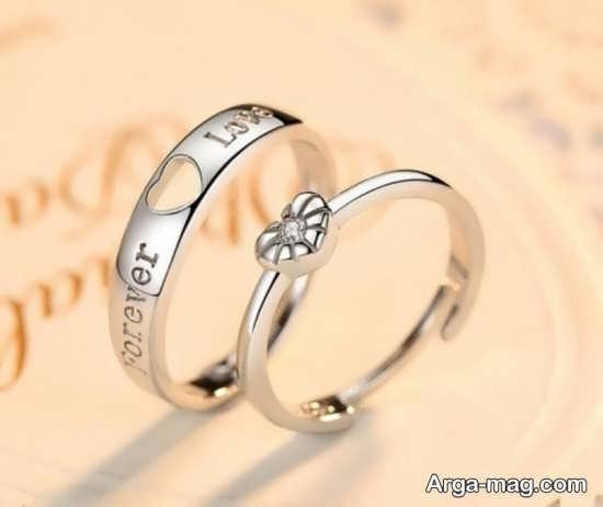 مدل های دوست داشتنی حلقه عروس و داماد