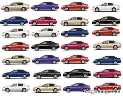 پرطرفدار ترین رنگ خودرو