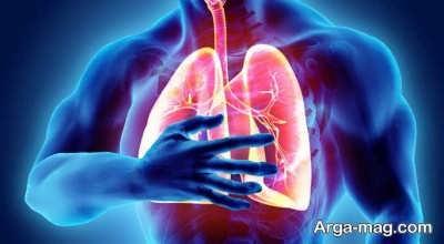 درمان عفونت ریه با روش های طبیعی
