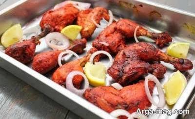 پیشنهاد آشپزی با منوی غذایی هندی