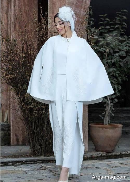 طرح لباس برای عقد محضری