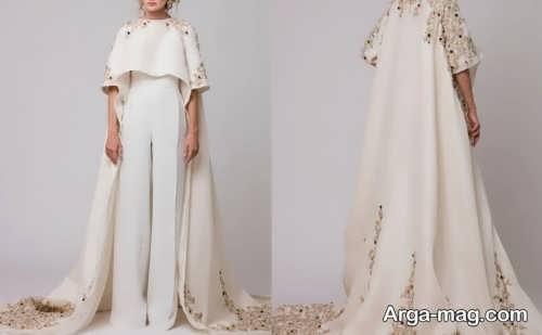 مدل لباس برای عقد