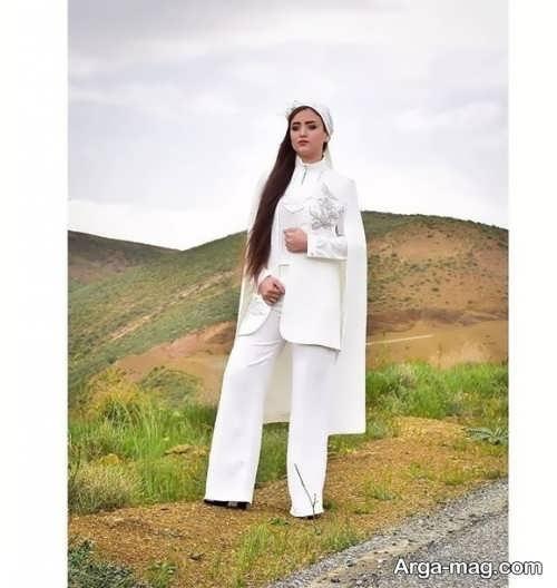 مدل لباس شیک برای عقد