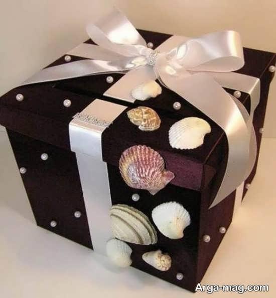 تزئین برای هدیه تولد زنانه