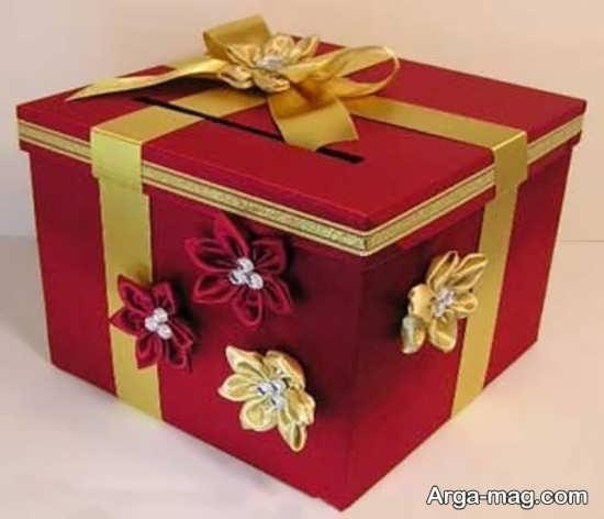 تزئین شیک برای کادو تولد زنانه