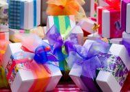 تزیین کادو تولد زنانه