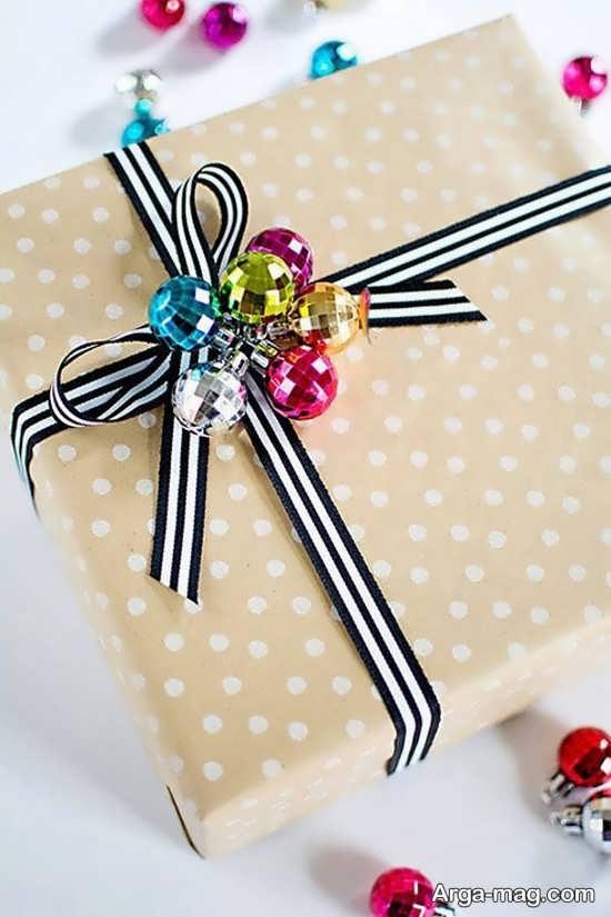 تزیین هدیه تولد زنانه